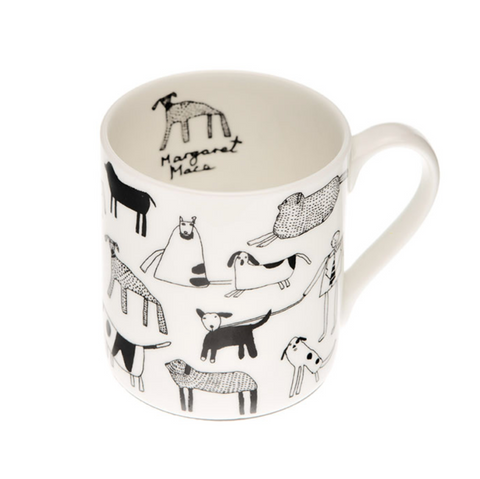 Delightful Dogs Fine Bone China Mug