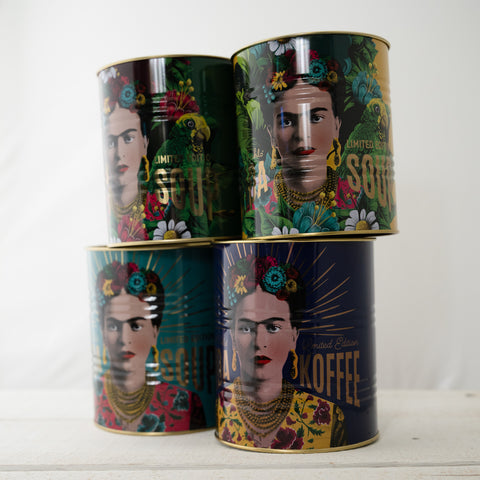 Frida Kahlo -  Storage Tins