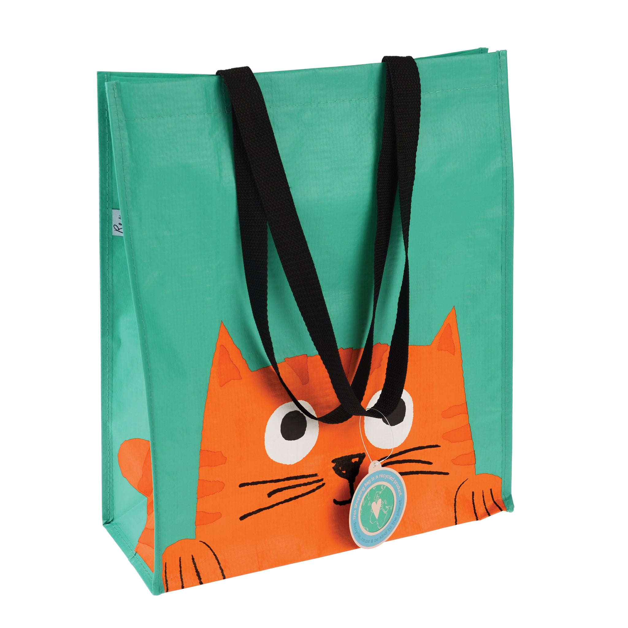 Chester the Cat shopping bag.