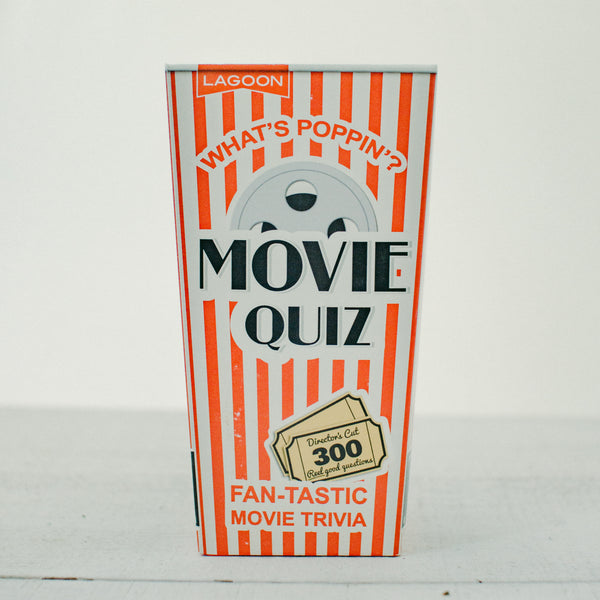 Whats Poppin Movie Quiz