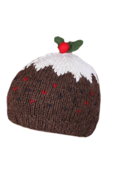 Beanie - Christmas Pudding