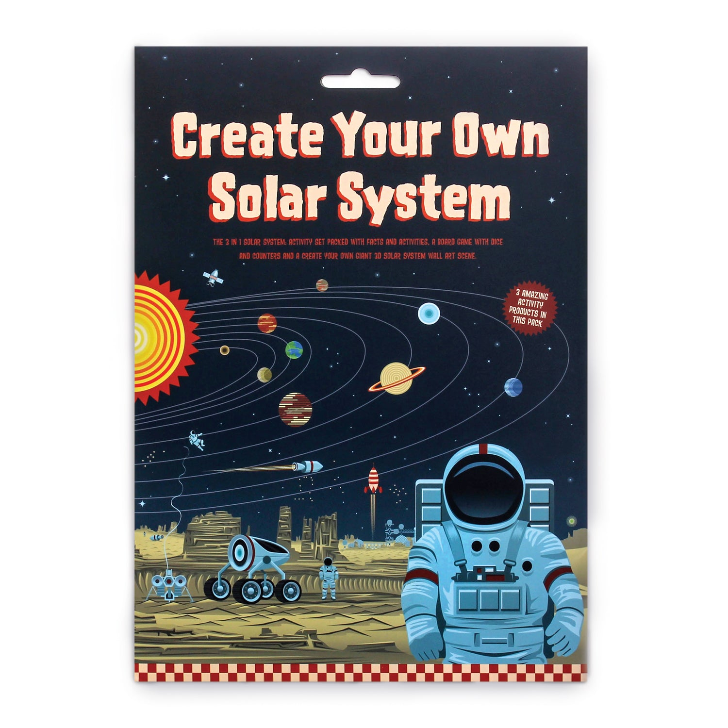 Create Your Own: Solar System
