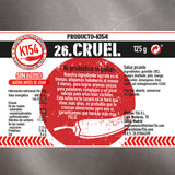 K154-26. SALSA CRUEL - Kitchen 154 S.L.