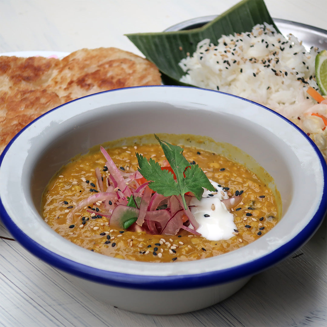 K154-10. CURRY DHAL