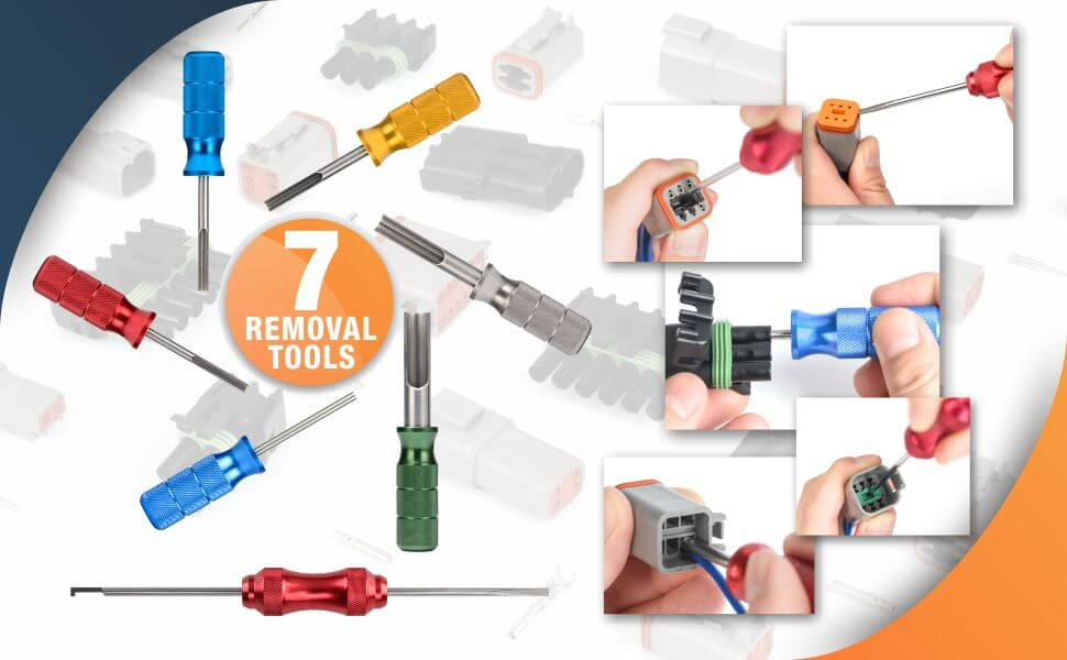 KIT-DC01 Removal Tools
