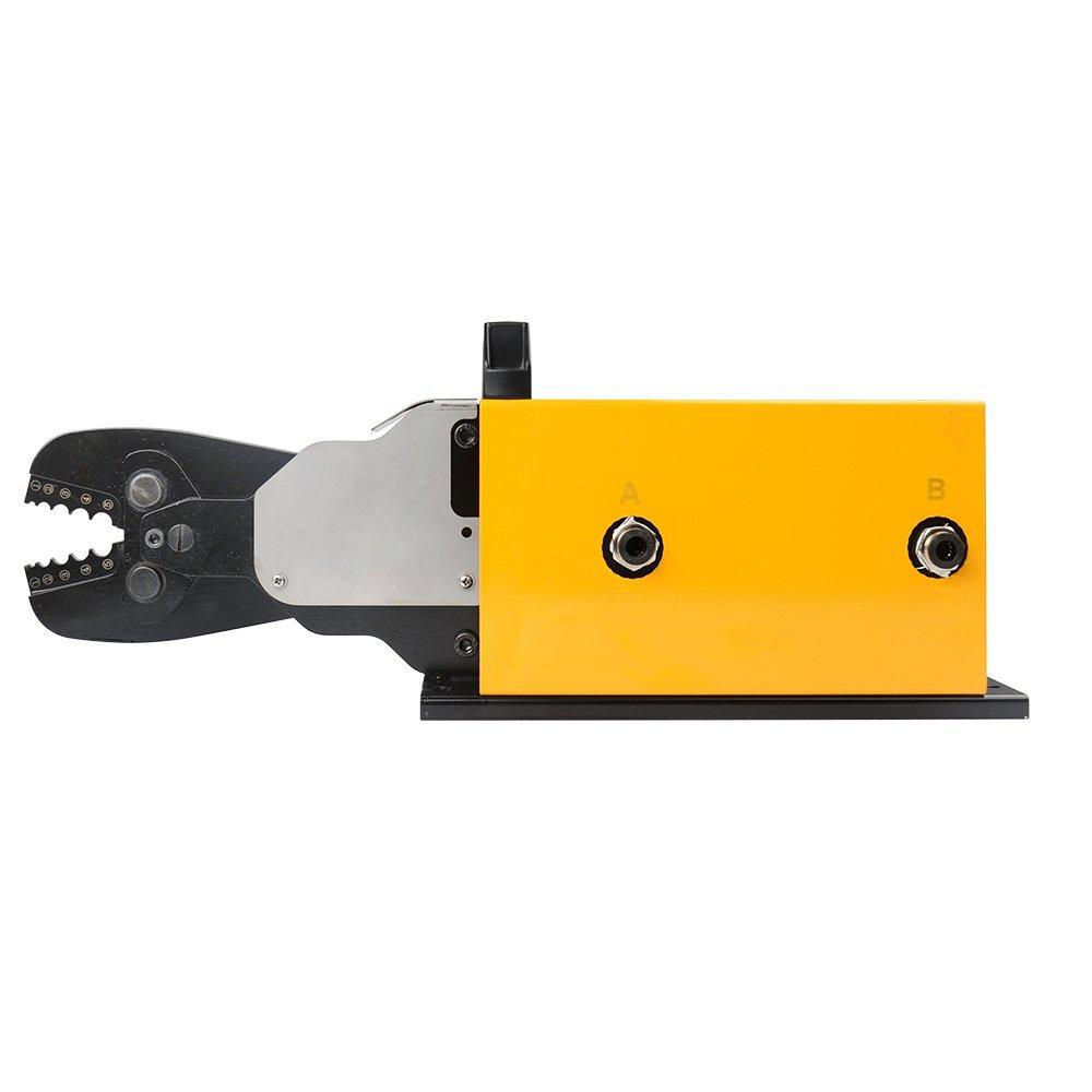 IWISS AM-116 Wire Rope Pneumatic Crimping Machine For 1/16\