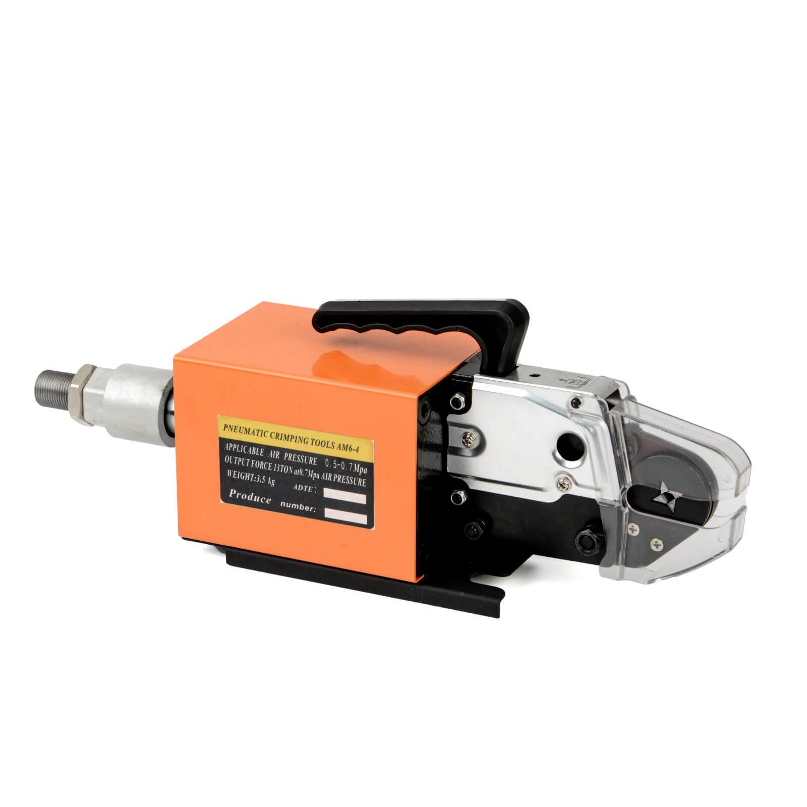Pneumatic Ferrule Crimp Machine for 0.08-6 mm² Square Type