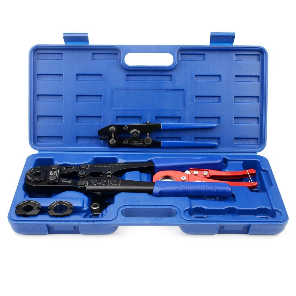 F1807 All-in-one Copper Ring Crimping Tool Kit