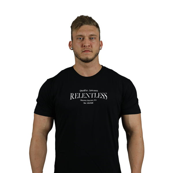 Relentless Side Slit Tee