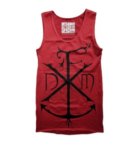 DedFit Anchor Tank Red (Clearance)