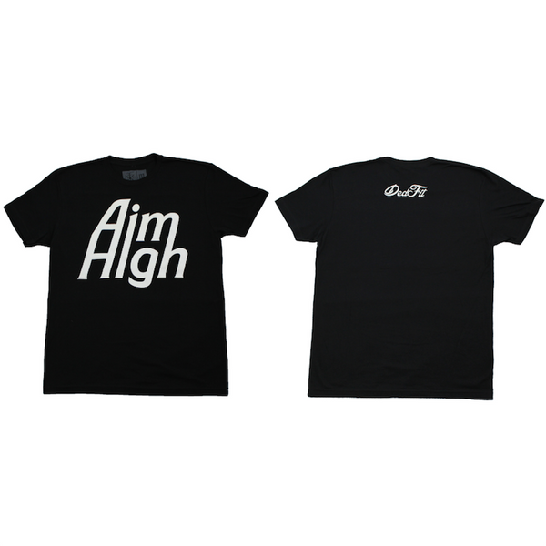 Aim High Fitted Tee (Clearance)