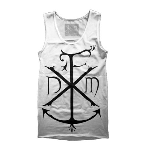 DedFit Anchor Tank White (Clearance)