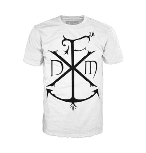 DedFit Anchor Tee White (Clearance)
