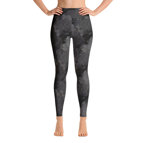 Lux Marble Yoga Pants