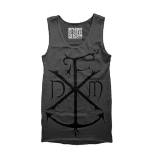 DedFit Anchor Tank Charcoal (Clearance)