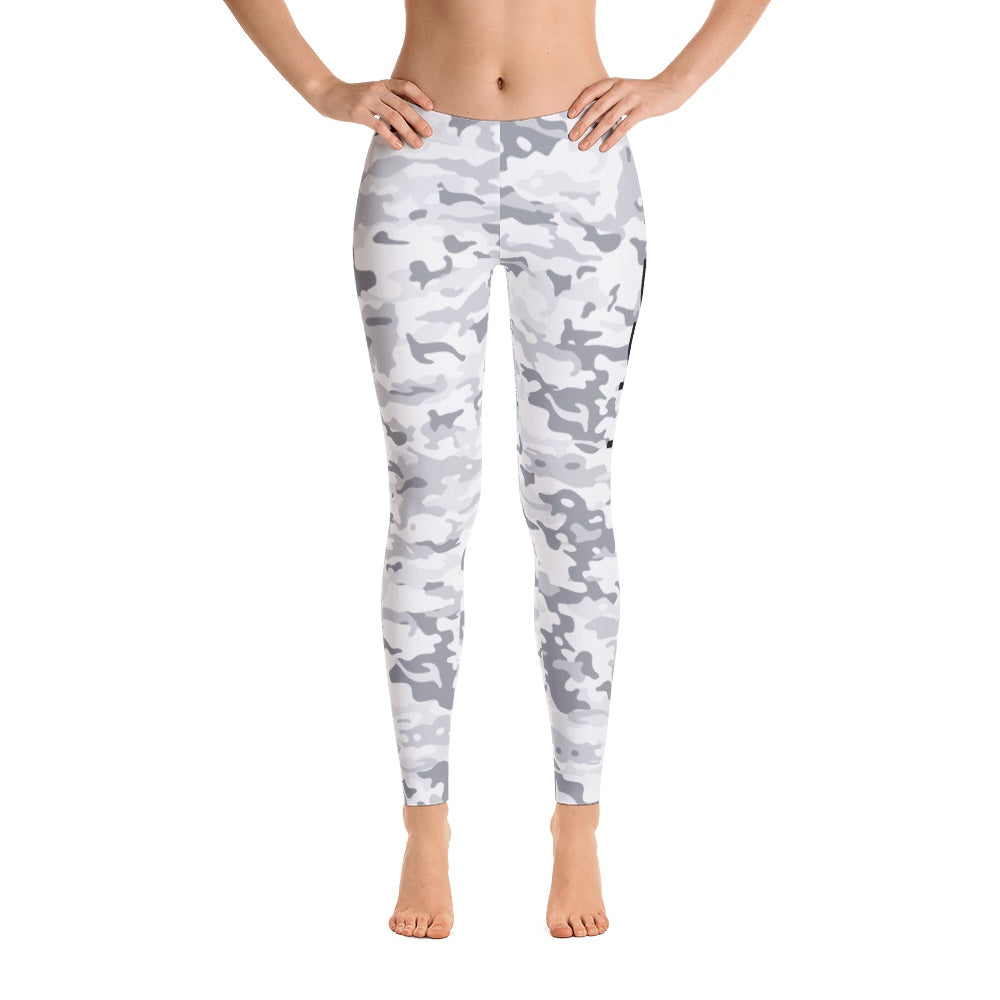 DDFT Camo Leggings
