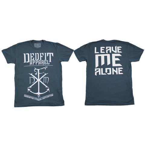 Leave Me Alone Crest Tee