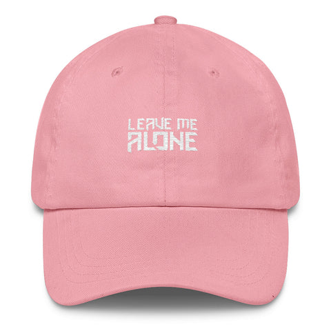 Leave Me Alone Dad Hat