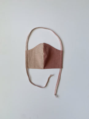 Cloth Mask in Shades of Rose