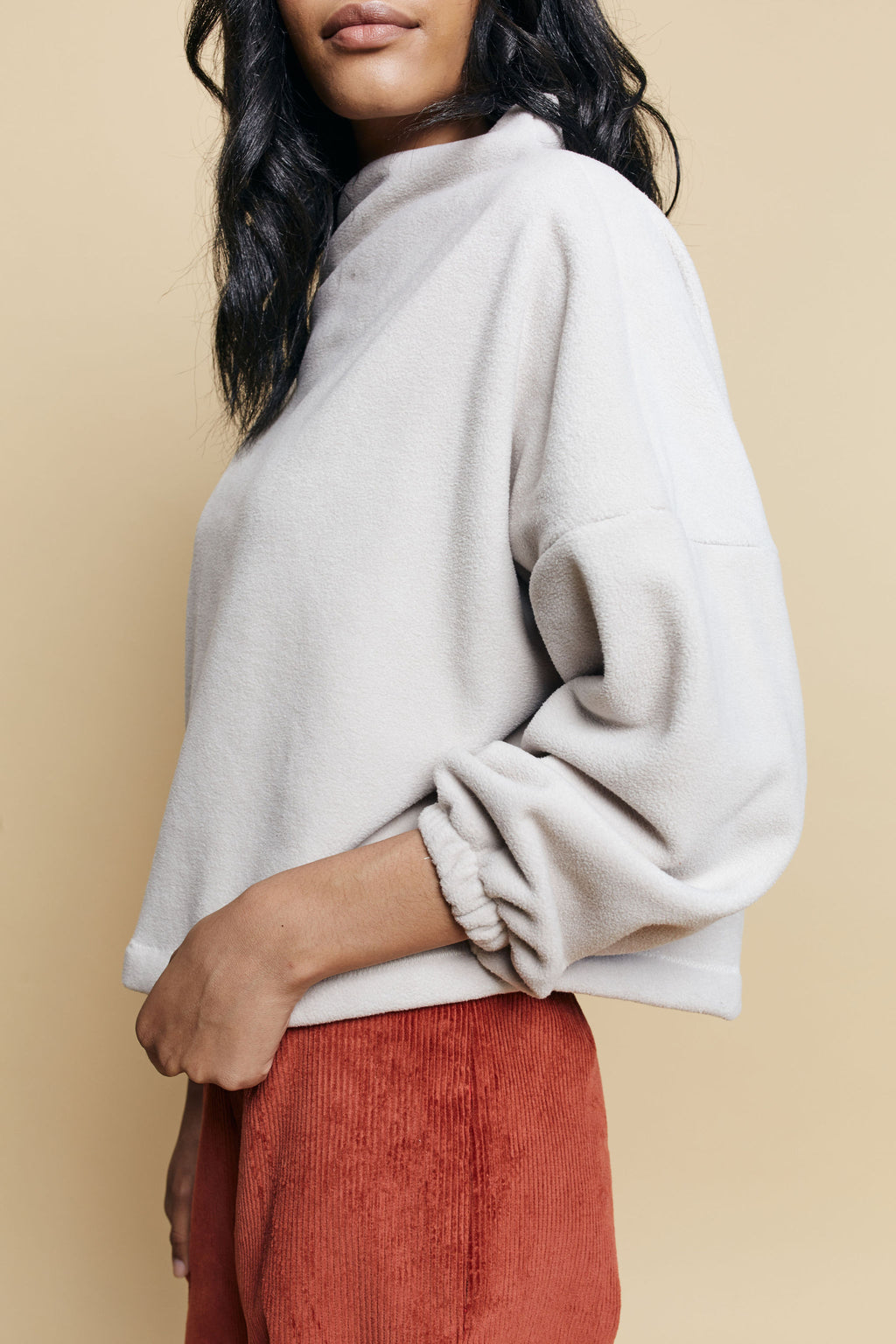 Naomi Sweater in Cloud