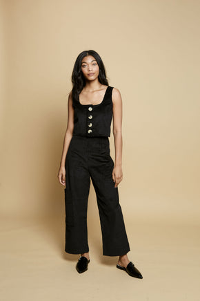 Riley Pant in Black