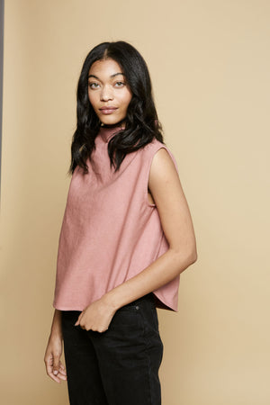 Adley Top in Crabapple