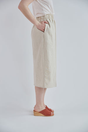 Ellie Skirt in Sand
