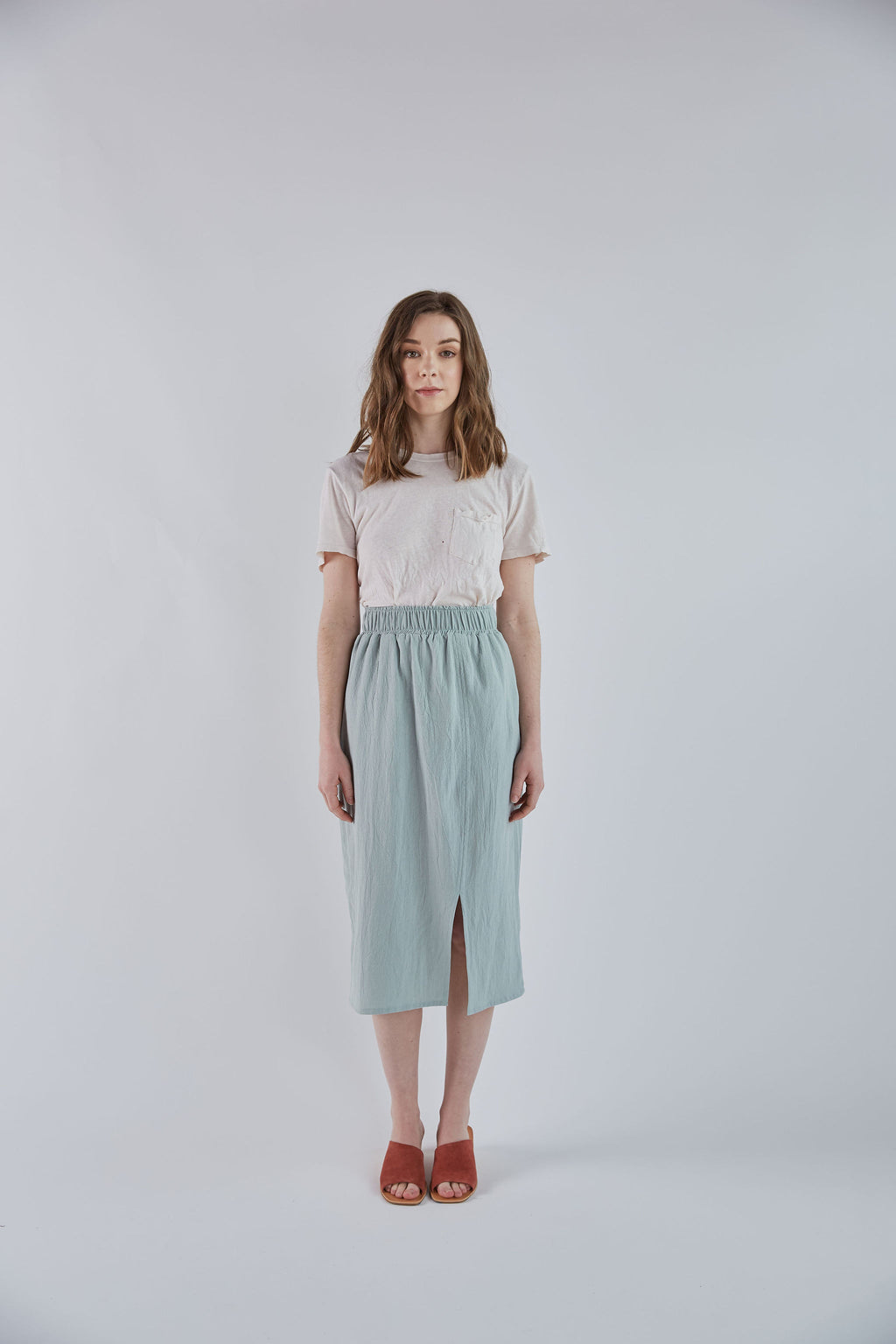 Ellie Skirt in Mint