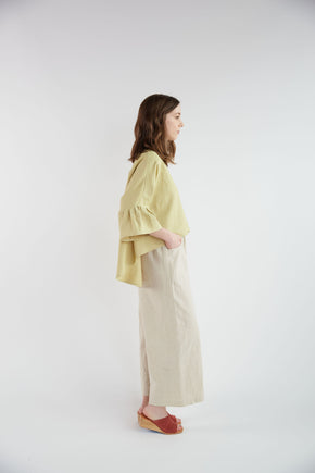 Lennox Top in Citrus
