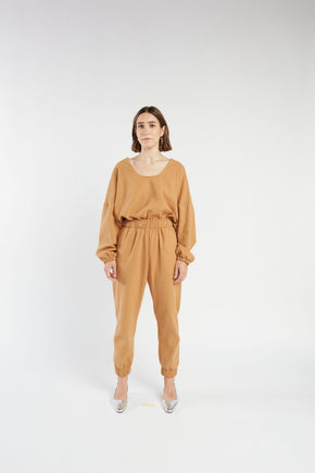 Novah sweater in Camel