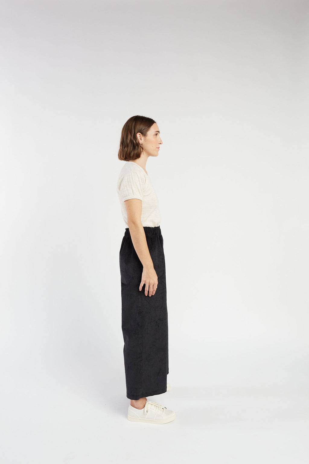 Avery pant in Black