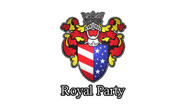Royal Party Fireworks