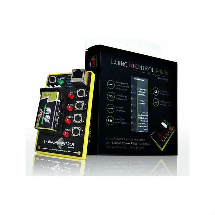 Launch Kontrol Pulse Remote Firing System