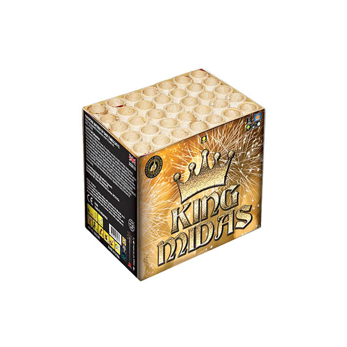 Zeus Fireworks King Midas (collection only)