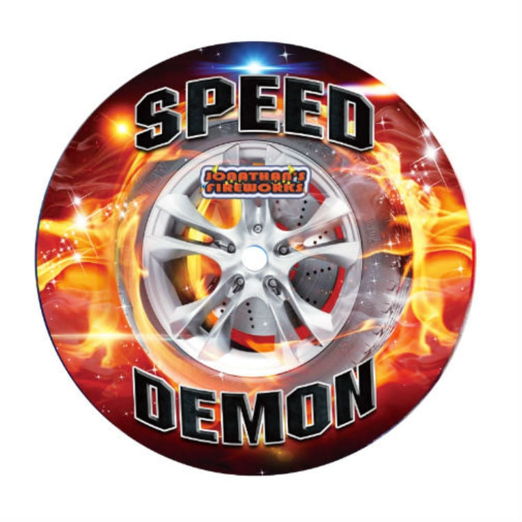 Speed Demon Catherine Wheel
