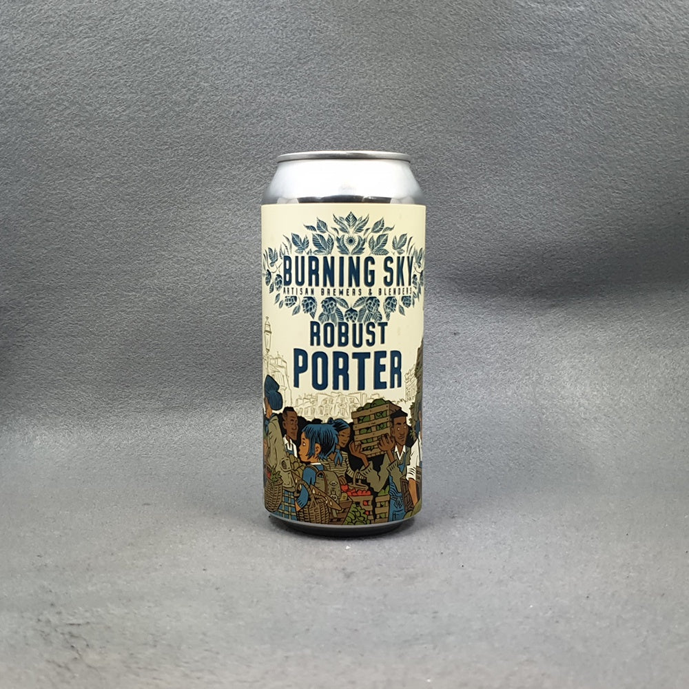 Burning Sky Robust Porter