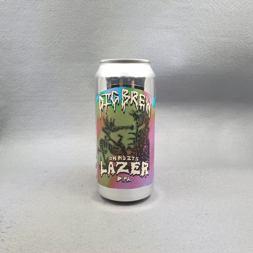 Dig Brew Co. Oh No it's Lazer