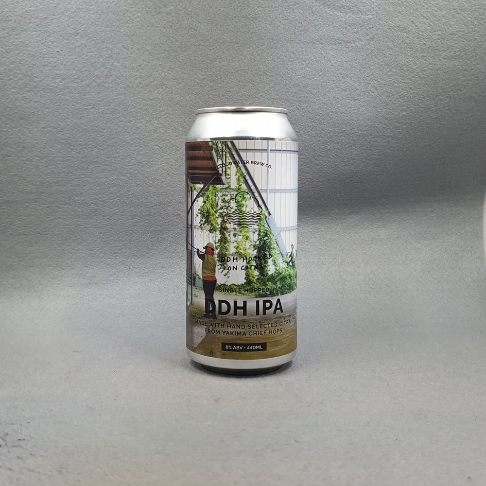 Cloudwater DDH Hooked on Citra