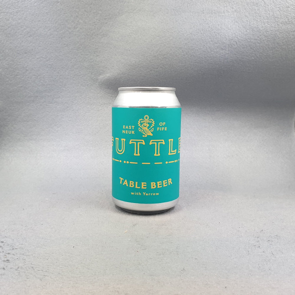 Futtle Table Beer with Yarrow