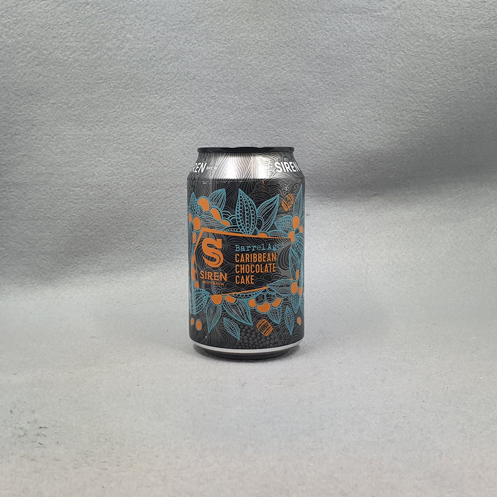 Siren (x Cigar City) Barrel Aged Caribbean Chocolate Cake