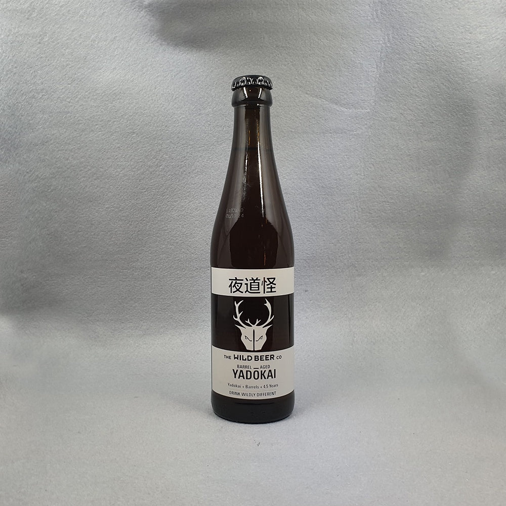 Wild Beer Barrel Aged Yadokai