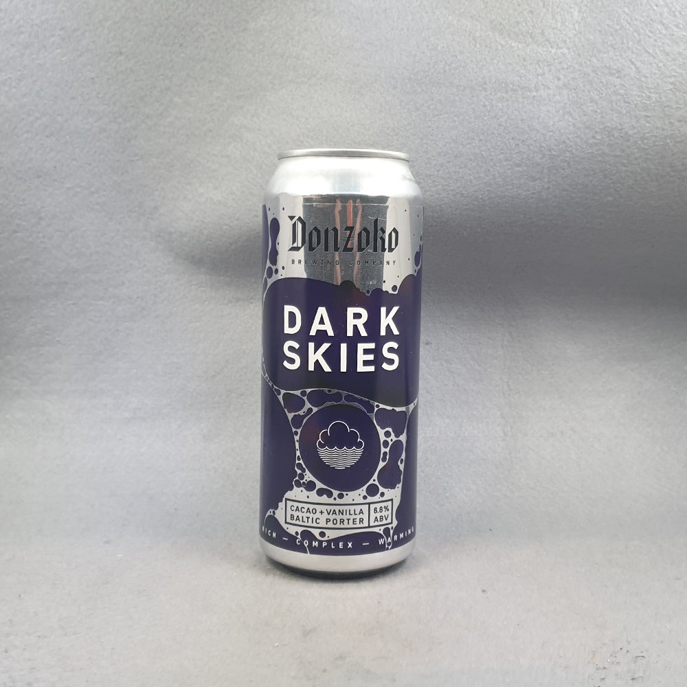 Donzoko (x Cloudwater) Dark Skies