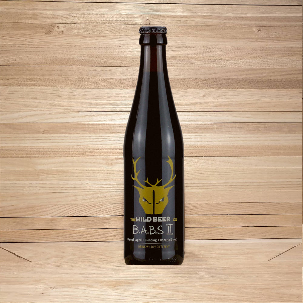 Wild Beer Co. B.A.B.S. II