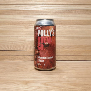 Polly's Columbus Ekuanot Pale Ale