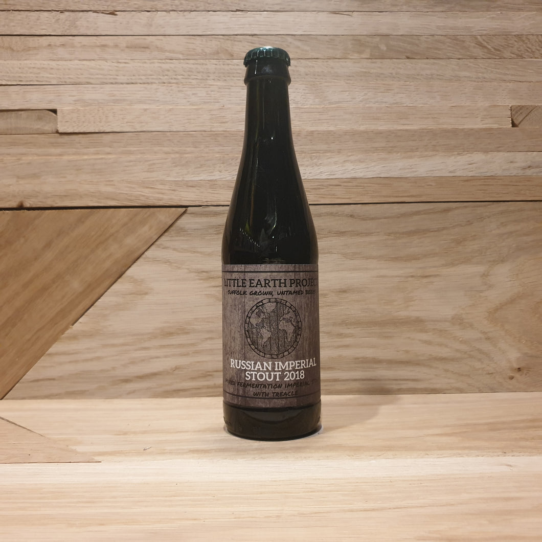 Little Earth Project Russian Imperial Stout 2018