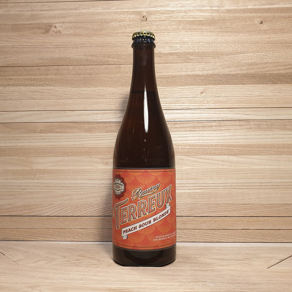 The Bruery Peach Sour Blonde