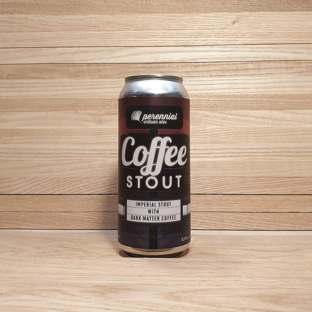 Perennial Coffee Stout (2020 Dark Matter Coffee)