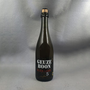 Boon Geuze Black Label 5th Edition