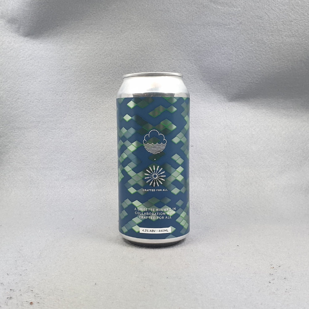 Cloudwater (x Crafted For All) Conditions of Possibility