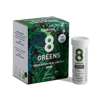 8 Greens Effervescent Tablets
